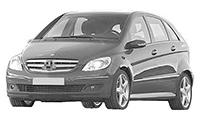 Mercedes w245